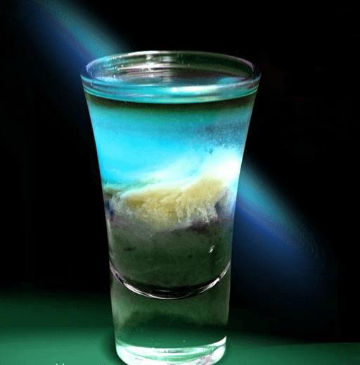 Рецепты коктейля «Облака».