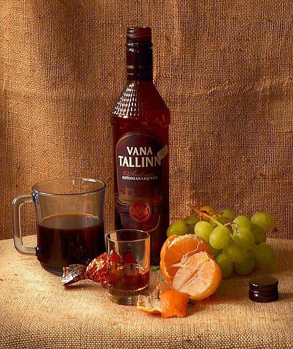 Рецепт приготовления ликёра Vana Tallinn (Вана Таллин).