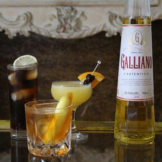 Ликер Гальяно (Galliano), всё об этом прекрасном напитке.
