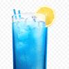 Коктейль BLUE LAGOON (ГОЛУБАЯ ЛАГУНА)