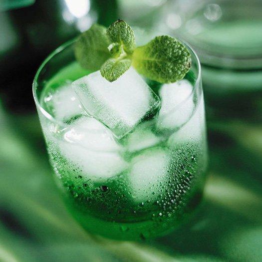 Коктейль GREEN SPIDER (ЗЕЛЕНЫЙ ПАУК).