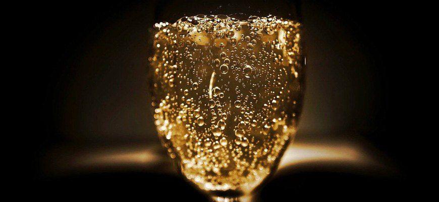 Выбор шампанского к новогоднему столу