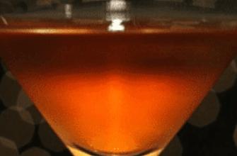 Коктейль ALFONSO 2 (АЛЬФОНСО 2)