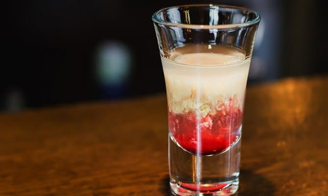 Рецепты коктейля «Опухоль мозга»
